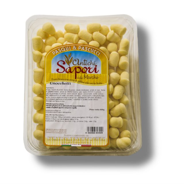Gnocchetti di patate